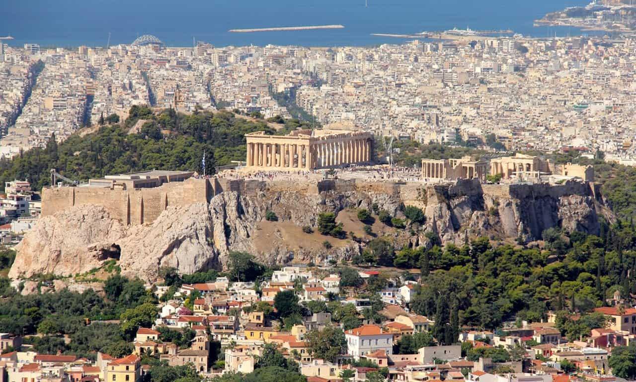 Comprar Entradas para la Acrópolis y Sitios Antiguos de Atenas